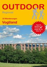25 Wanderungen Vogtland