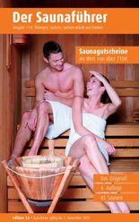 Region 11.4: Thüringen, Sachsen, Sachsen-Anhalt, Brandenburg, Franken - Der regionale Saunaführer mit Gutscheinen