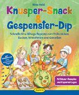 Knusper-Snack & Gespenster-Dip