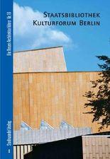 Staatsbibliothek Kulturforum Berlin