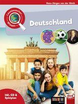 Leselauscher Wissen: Deutschland (inkl. CD & Spielplan)
