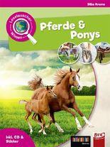 Leselauscher Wissen: Pferde und Ponys (inkl. CD)