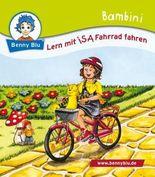 Bambini Lern mit ISA Fahrrad fahren