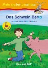 Das Schwein Berta / Silbenhilfe