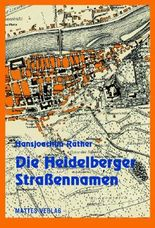 Die Heidelberger Straßennamen