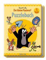 """Puzzlebuch """"Der kleine Maulwurf"""""""