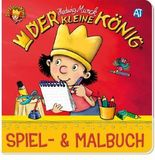 """Spiel- und Malbuch """"Der kleine König"""""""