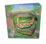 """Fenster-Pappenbuch """"Henri, der kleine Hase"""""""