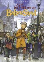 Die Vier von der Baker Street, Band 2. Die Akte Raboukin