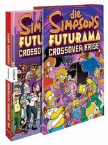 Die Simpsons Futurama Crossover Krise