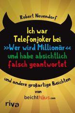 """Ich war Telefonjoker bei """"Wer wird Millionär"""" und habe absichtlich falsch geantwortet"""