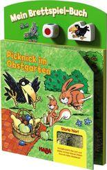 Mein Brettspielbuch: Picknick im Obstgarten