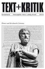 Homer und die deutsche Literatur