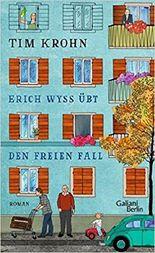 Erich Wyss übt den freien Fall