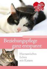 Ratgeber Tiere - Beziehungspflege ganz entspannt. Harmonisches Leben mit Katzen