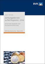 Zahlungsdiensteaufsichtsgesetz - ZAG