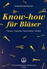 Know-How für Bläser