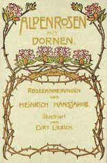 Alpenrosen mit Dornen