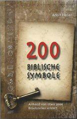 Zweihundert biblische Symbole