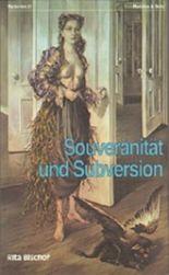 Souveränität und Subversion