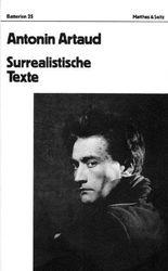 Surrealistische Texte, Briefe