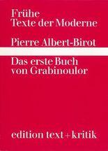 Das erste Buch von Grabinoulor