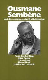 Ousmane Sembène und die senegalesische Erzählliteratur