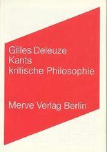 Kants kritische Philosophie
