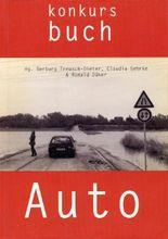 Konkursbuch. Zeitschrift für Vernunftkritik / Auto