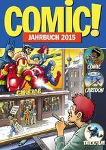 COMIC!-Jahrbuch 2015