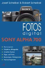 Fotos digital - Sony Alpha 700