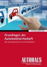 Grundlagen der Automobilwirtschaft