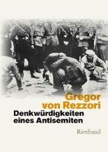 Denkwürdigkeiten eines Antisemiten