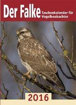 Der Falke-Taschenkalender für Vogelbeobachter 2016