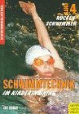 Schwimmbibliothek, Bd.4, Rückenschwimmen