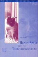 Henry Spira und die Tierrechtsbewegung