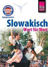 Reise Know-How Sprachführer Slowakisch - Wort für Wort
