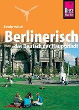 Reise Know-How Sprachführer Berlinerisch - das Deutsch der Hauptstadt