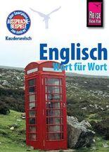 Reise Know-How Sprachführer Englisch - Wort für Wort