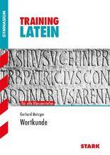 Training Latein / Wortkunde Latein