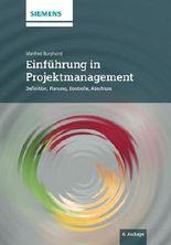 Einfuhrung in Projektmanagement