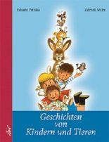 Geschichten von Kindern und Tieren