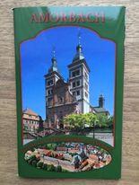Amorbach Barockstadt und Fürstenresidenz im Odenwald