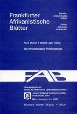 Einführung in die afrikanistische Feldforschung