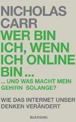 Wer bin ich, wenn ich online bin…