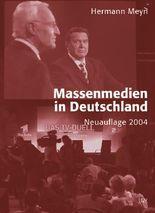 Massenmedien in Deutschland