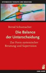 Die Balance der Unterscheidung (Onlineausgabe)