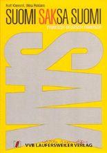 Finnisch - Deutsch und Deutsch - Finisch Standartwörterbuch - Suomi Saksa Suomi Sanakirja - 60.000 Stichwörter - mit stark erweitertem Allgemeinwortschatz