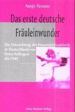 Das erste deutsche Fräuleinwunder