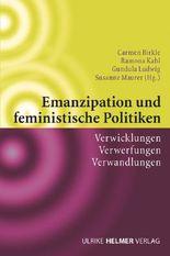Emanzipation und feministische Politiken